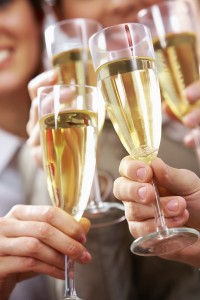 How to Propose a Toast for the New Year